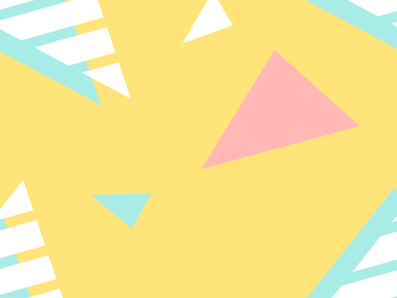 黃色回謝底圖